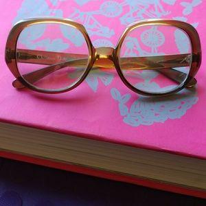 Accessories - Vintage Christian Dior oversized frames